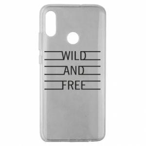 Etui na Huawei Honor 10 Lite Wild and free