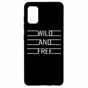 Etui na Samsung A41 Wild and free