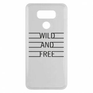 Etui na LG G6 Wild and free