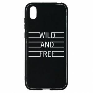 Etui na Huawei Y5 2019 Wild and free