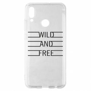 Etui na Huawei P Smart 2019 Wild and free