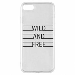 Etui na iPhone SE 2020 Wild and free