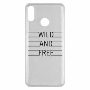 Etui na Huawei Y9 2019 Wild and free