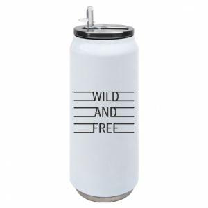 Puszka termiczna Wild and free