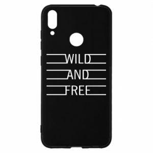 Etui na Huawei Y7 2019 Wild and free