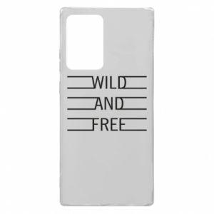 Etui na Samsung Note 20 Ultra Wild and free