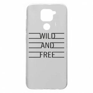 Etui na Xiaomi Redmi Note 9/Redmi 10X Wild and free