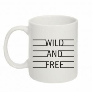 Kubek 330ml Wild and free