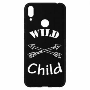 Huawei Y7 2019 Case Wild child