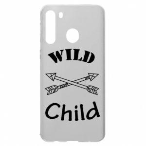 Samsung A21 Case Wild child