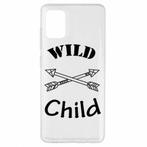 Samsung A51 Case Wild child