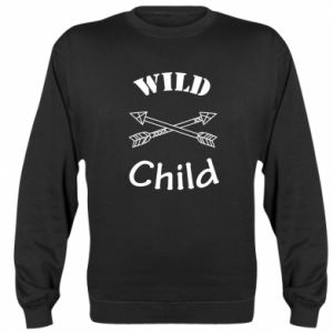 Bluza (raglan) Wild child