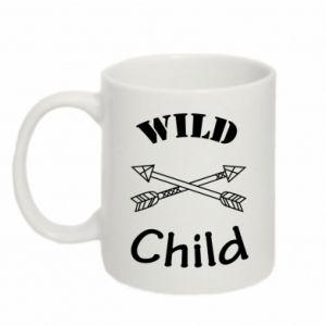 Kubek 330ml Wild child