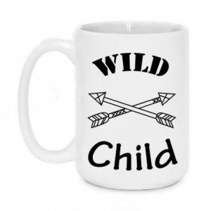 Kubek 450ml Wild child