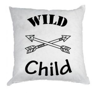 Pillow Wild child