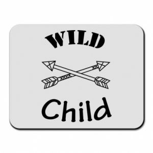 Mouse pad Wild child