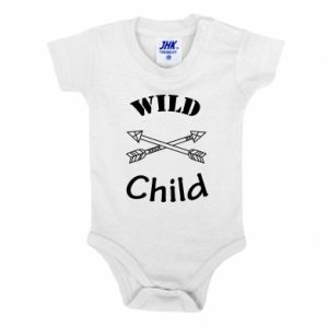 Baby bodysuit Wild child