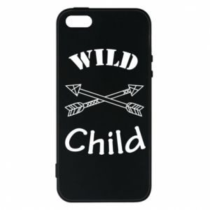 Etui na iPhone 5/5S/SE Wild child