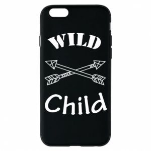 Phone case for iPhone 6/6S Wild child