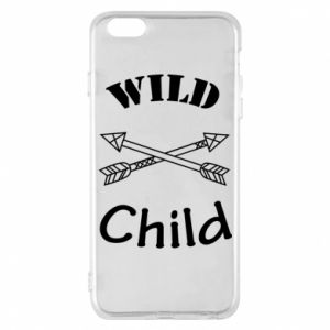 Phone case for iPhone 6 Plus/6S Plus Wild child