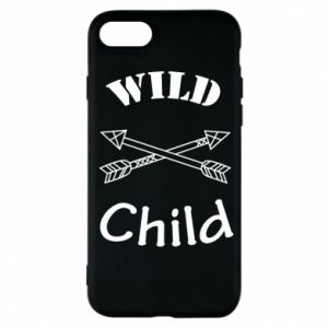 Phone case for iPhone 7 Wild child