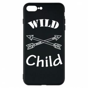 Phone case for iPhone 7 Plus Wild child