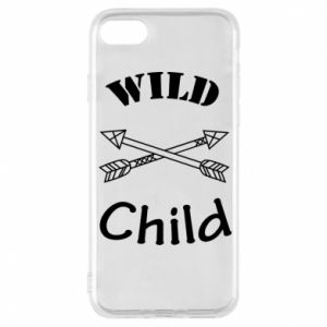 Phone case for iPhone 8 Wild child