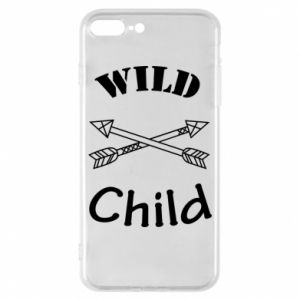 Phone case for iPhone 8 Plus Wild child