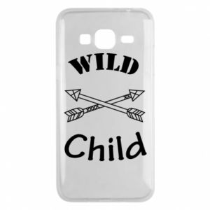 Phone case for Samsung J3 2016 Wild child