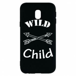 Etui na Samsung J3 2017 Wild child