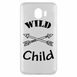 Etui na Samsung J4 Wild child