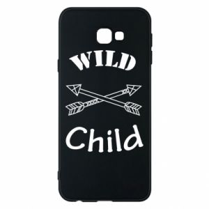Phone case for Samsung J4 Plus 2018 Wild child