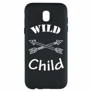 Etui na Samsung J5 2017 Wild child