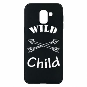 Phone case for Samsung J6 Wild child