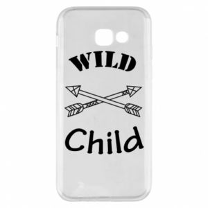 Etui na Samsung A5 2017 Wild child