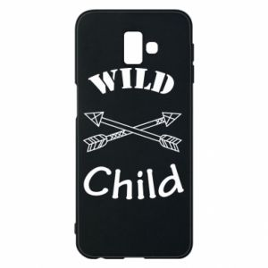 Phone case for Samsung J6 Plus 2018 Wild child