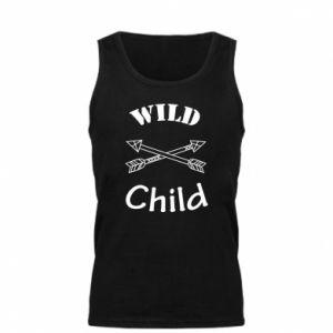 Męska koszulka Wild child