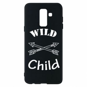 Phone case for Samsung A6+ 2018 Wild child