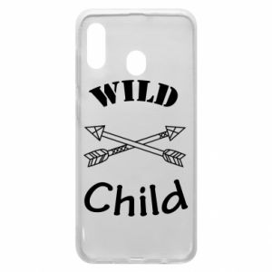 Etui na Samsung A30 Wild child