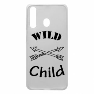 Etui na Samsung A60 Wild child