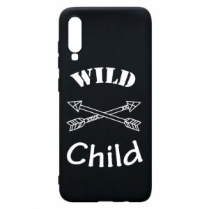 Etui na Samsung A70 Wild child
