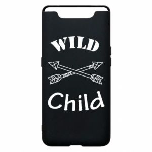 Etui na Samsung A80 Wild child