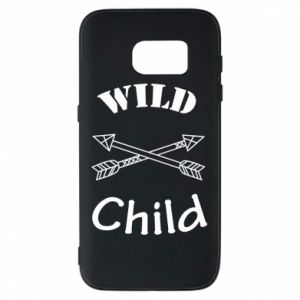 Etui na Samsung S7 Wild child