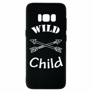 Phone case for Samsung S8 Wild child