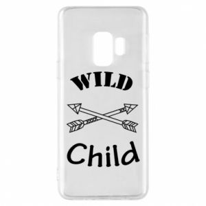 Phone case for Samsung S9 Wild child