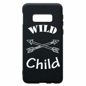Phone case for Samsung S10e Wild child