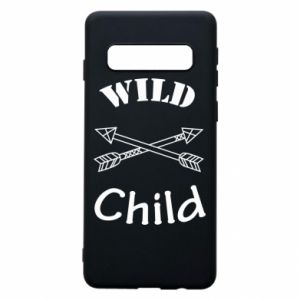 Phone case for Samsung S10 Wild child