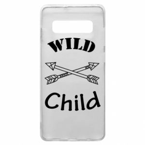 Etui na Samsung S10+ Wild child