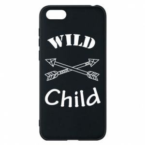 Etui na Huawei Y5 2018 Wild child