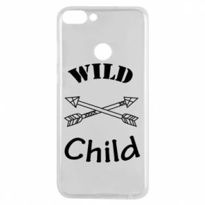Etui na Huawei P Smart Wild child